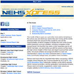 May 1, 2013 - NEHSXpress