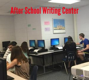 After School Writing Center