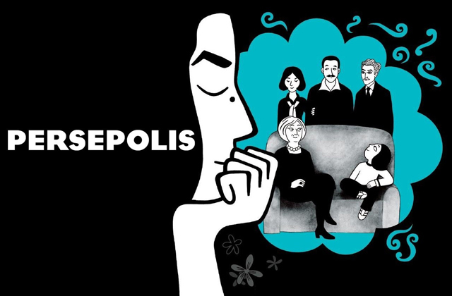 Persepolis Read Banned Books