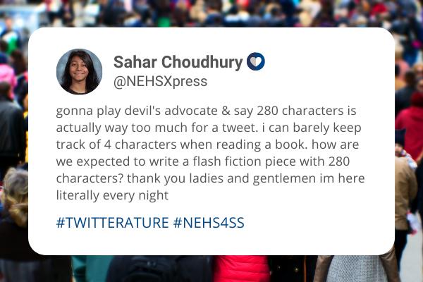 Choudhury-Twitterature