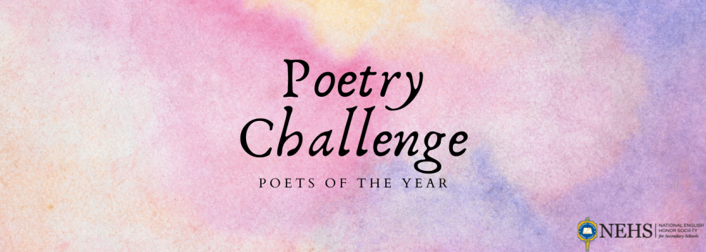 Poetry Challenge