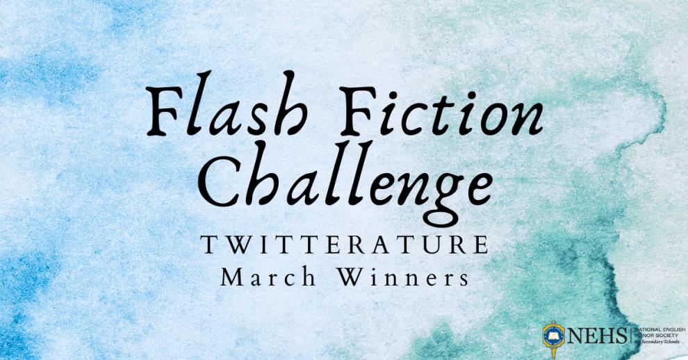 March Flash Fiction Winners